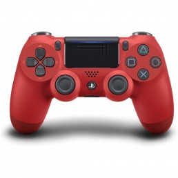 Sony DualShock 4 V2 Gamepad PlayStation 4 Red
