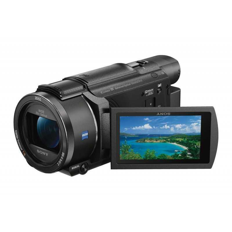 Sony FDR-AX53 Handheld camcorder 8.29MP CMOS 4K Ultra HD Black
