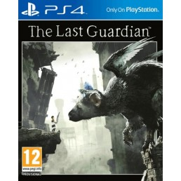 Sony The Last Guardian, PS4 video game PlayStation 4 Basic