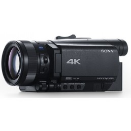 Sony FDR-AX700 Handheld camcorder 14.2MP CMOS 4K Ultra HD Black