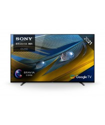 """SONY BRAVIA XR55A80J 55"""" Smart 4K Ultra HD HDR OLED TV with Google TV & Assistant"""