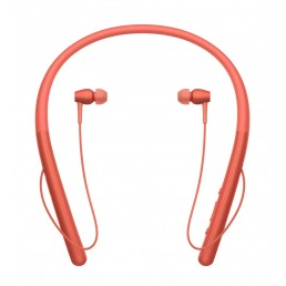 Sony h.ear in Wireless 2 Wireless Neck-band Binaural Wired Wireless Red mobile headset