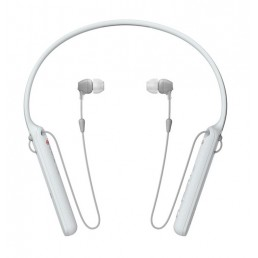 Sony WI-C400 In-ear, Neck-band Binaural Wireless White mobile headset