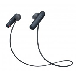 Sony WISP500B Black Intraaural In-ear headphone