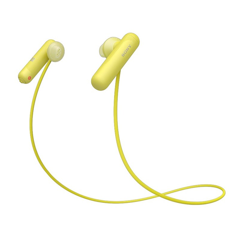 Sony WISP500Y Yellow Intraaural In-ear headphone