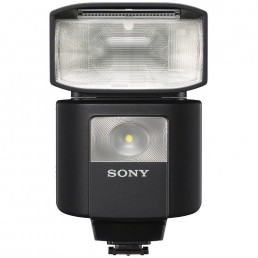 Sony HVL-F45RM Slave flash Black camera flash