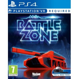Sony Battlezone, PlayStation VR Basic PlayStation 4 video game