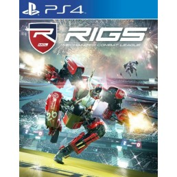 Sony RIGS Mechanized Combat League, PS VR Basic PlayStation 4 video game