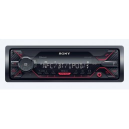 Sony DSX-A410BT Bluetooth Black car media receiver