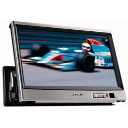 "Sony Visual Entertainment XAV-7W 7"" Silver car TFT monitor"