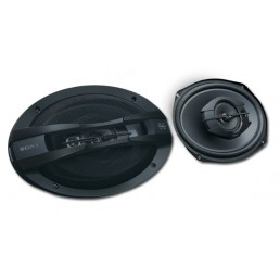 Sony XS-GT6938F Oval 3-way 420W car speaker