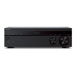 Sony STR-DH190 100W 2.0channels Stereo Black AV receiver