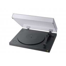 Sony PSHX500 Belt-drive audio turntable Black audio turntable