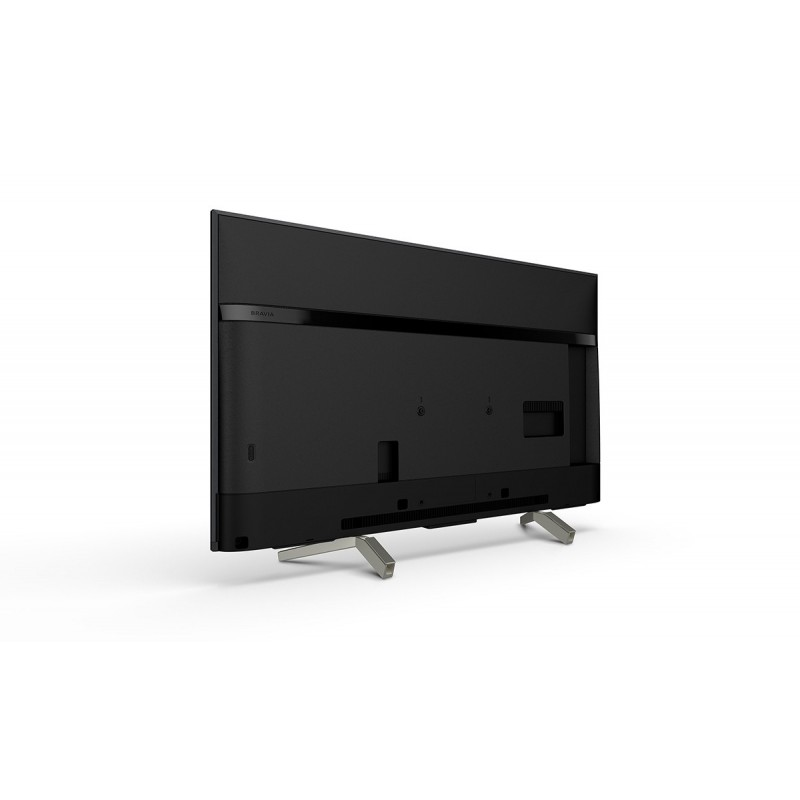"Sony FW-43BZ35F Digital signage flat panel 42.5"" LCD 4K Ultra HD Wi-Fi Black, Silver signage display"