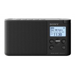 Sony XDR-S41D radio Portable Digital Black