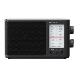 Sony ICF506 radio Portable Black