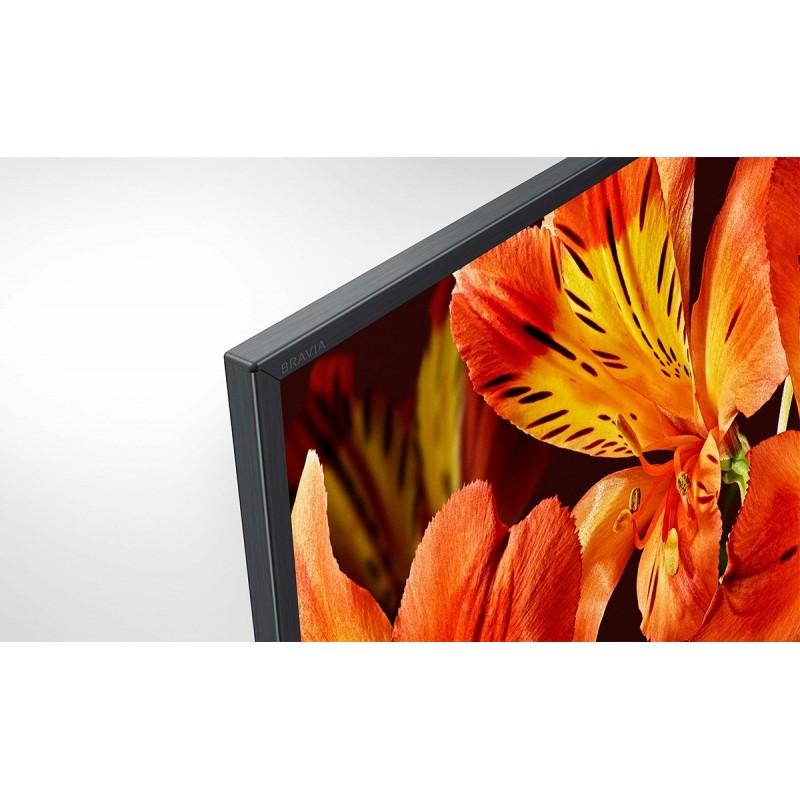 "Sony FW-49BZ35F signage display 124.5 cm (49"") LCD 4K Ultra HD Digital signage flat panel Black Wi-Fi"