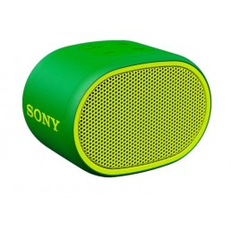 Sony SRS-XB01 Mono portable speaker Green