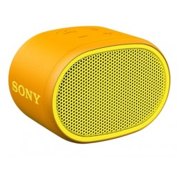 Sony SRS-XB01 Mono portable speaker Yellow