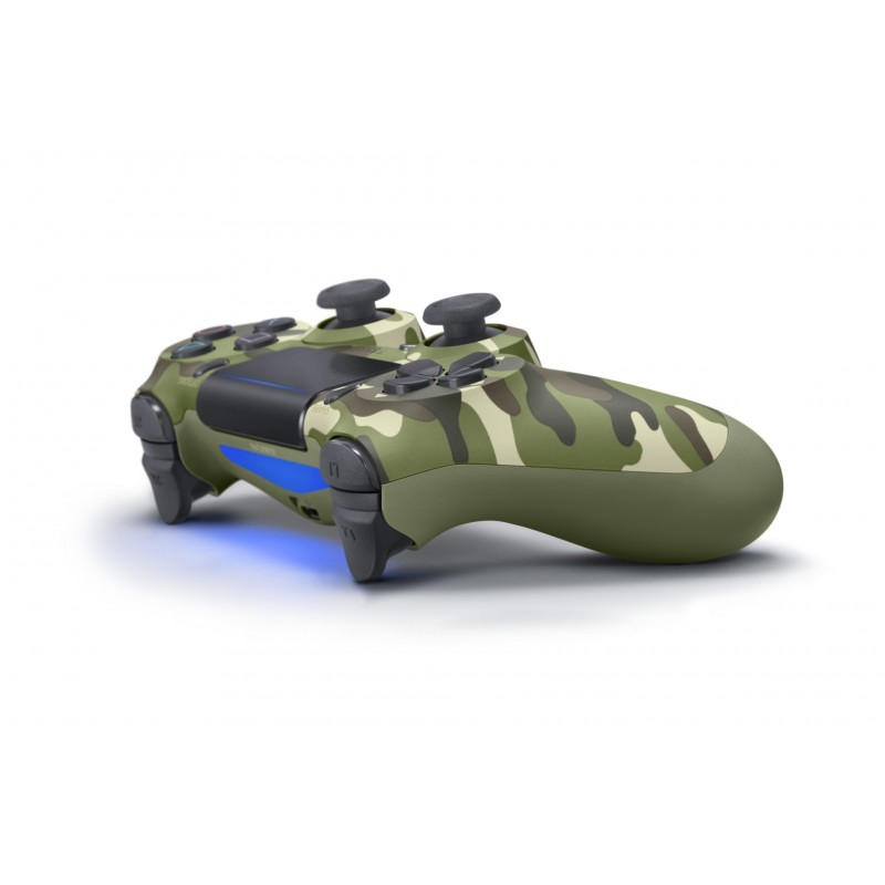 Sony DualShock 4 Gamepad PlayStation 4 Camouflage,Green