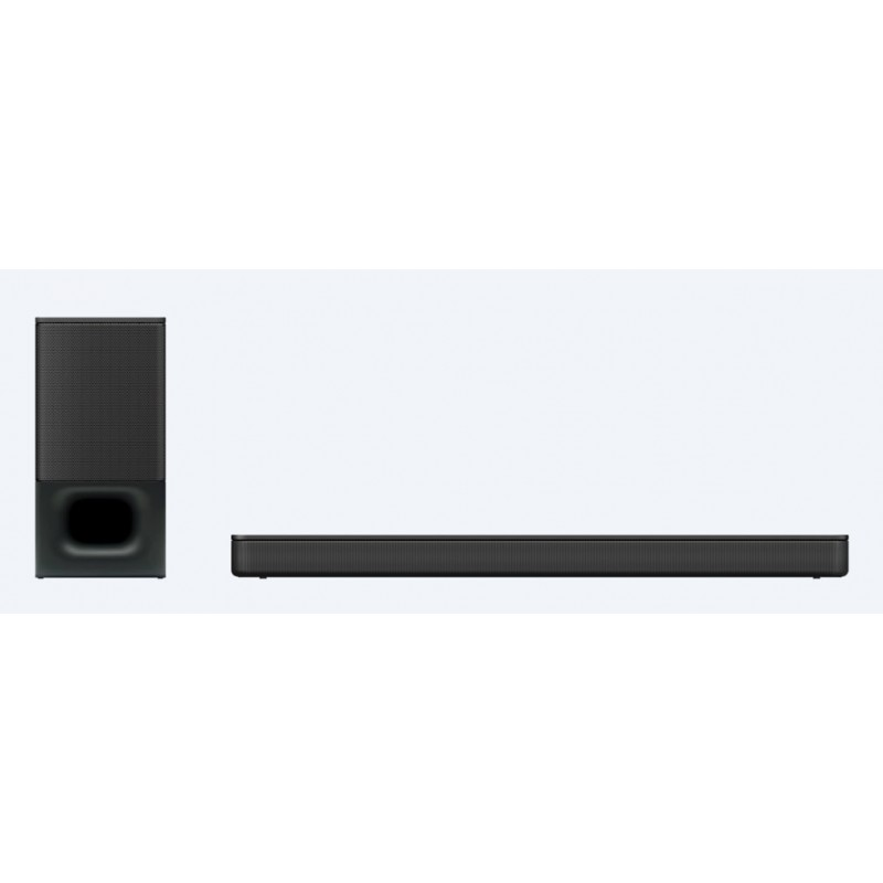 Sony HT-S350 soundbar speaker 2.1 channels 320 W Black