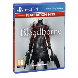 Sony Bloodborne, Playstation 4 video game Basic English, Italian
