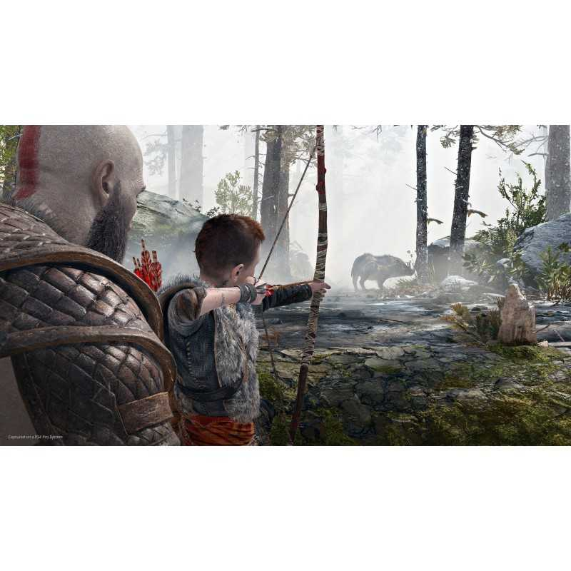 Sony God of War, PS4 video game PlayStation 4 Basic