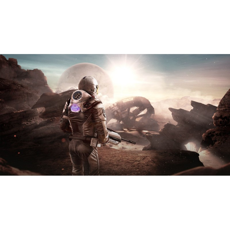Sony Farpoint, PS4 VR video game PlayStation 4 Basic French