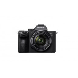 Sony α 7 III MILC 24.2 MP CMOS 6000 x 4000 pixels Black