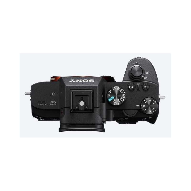 Sony α 7 III MILC 24.2 MP CMOS 6000 x 4000 pixels Black