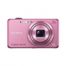 Sony Cyber-shot WX220 Compact Camera with 10x Optical Zoom