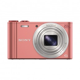 "Sony Cyber-shot DSC-WX350 Compact camera 18.2MP 1 2.3"" CMOS 4896 × 3264pixels Pink"