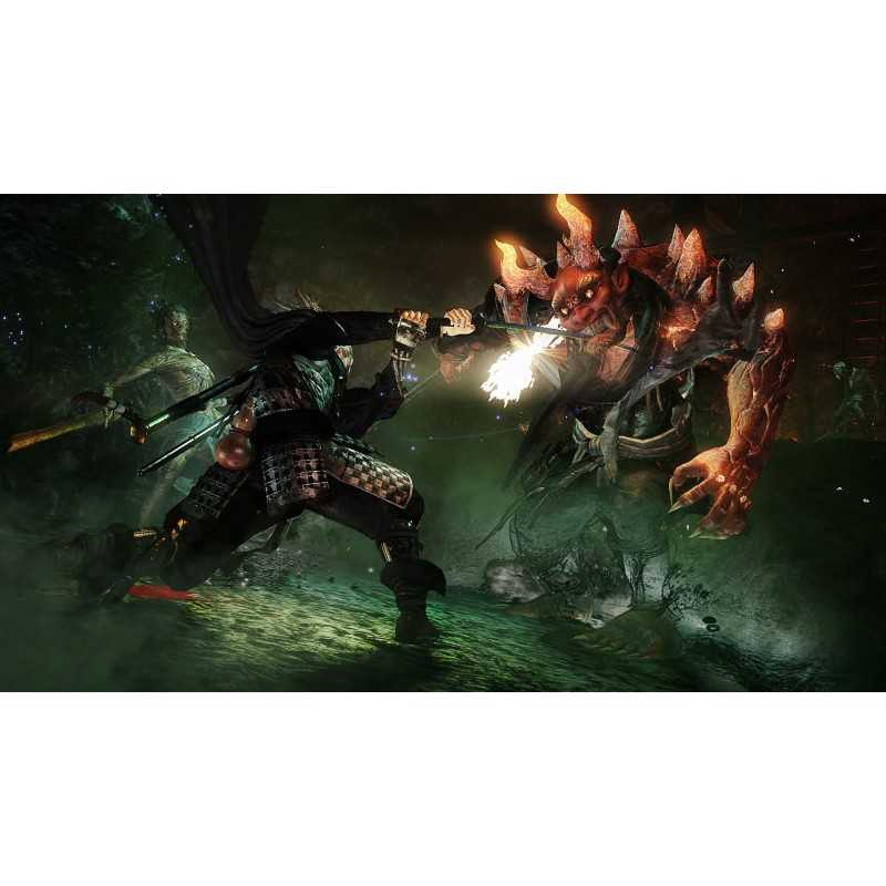 Sony Nioh, PS Hits video game PlayStation 4 Basic English, Spanish