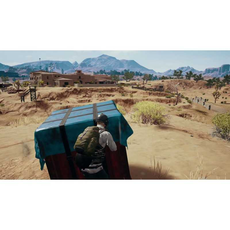 Sony PlayerUnknown's Battlegrounds, PS4 video game PlayStation 4 Basic