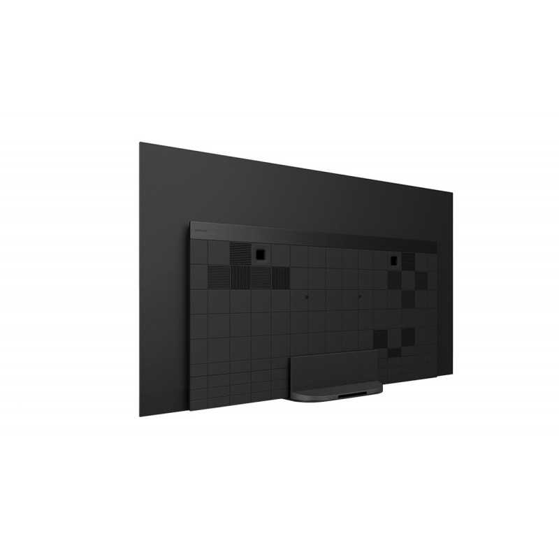 "Sony FWD-77A9G T signage display 195.6 cm (77"") OLED 4K Ultra HD Digital signage flat panel Black Android 8.0"