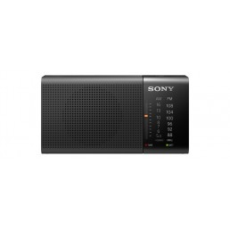 Sony ICF-P36 Portable Analog Black radio