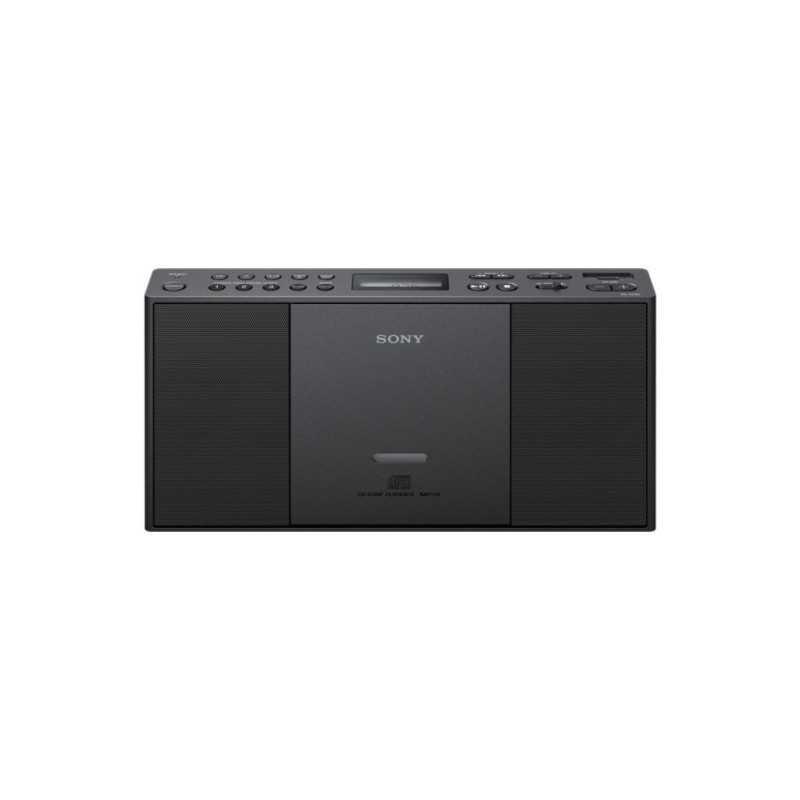 Sony ZS-PE60 Digital 2.2W Black CD radio