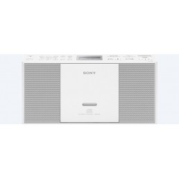 Sony ZS-PE60 Digital 2.2W White CD radio