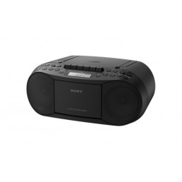 Sony CFD-S70 Personal CD player Black
