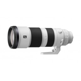 Sony SEL200600G MILC Telephoto lens Black,White