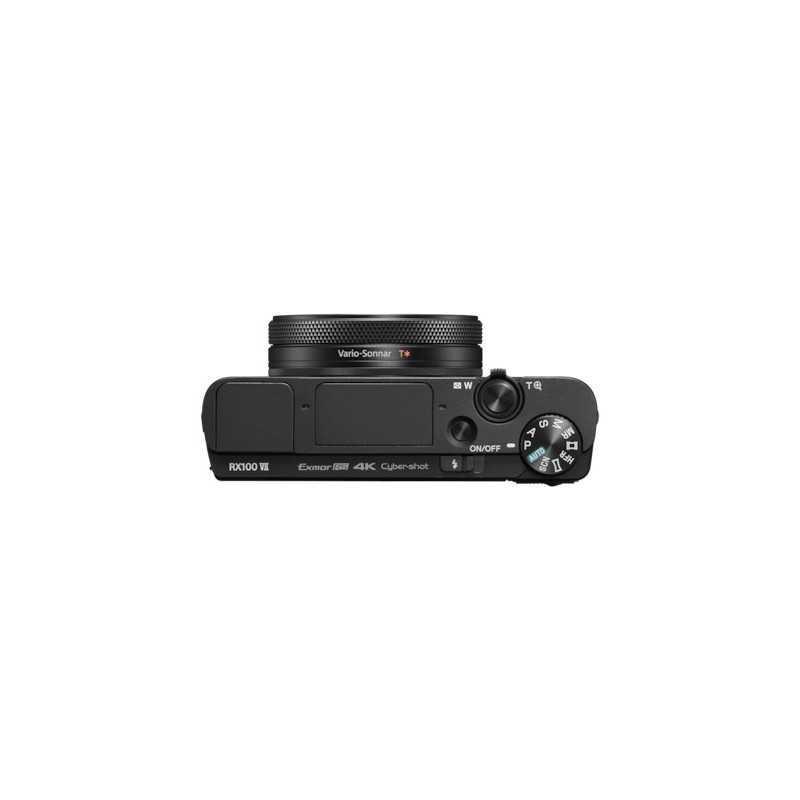 "Sony DSC-RX100M7 Compact camera 20.1 MP CMOS 5472 x 3648 pixels 1"" Black"