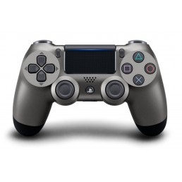 Sony DualShock 4 Gamepad Black,Stainless steel